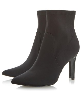 Dune London Black Ormand Boots
