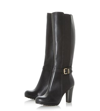 Dune London Black Sebb Boots