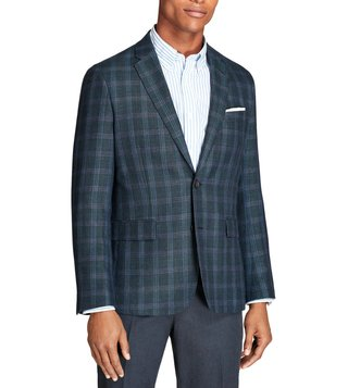 Brooks Brothers Red Fleece Green & Blue Sport Coat