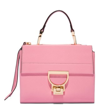 Coccinelle Sorbet Arlettis Mini Leather Satchel
