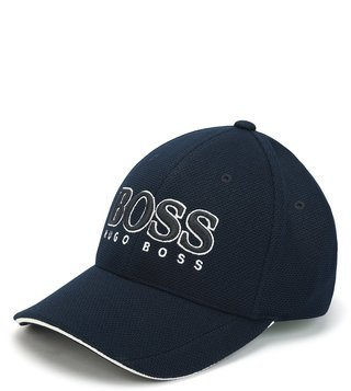 Hugo Boss Navy US Baseball Cap