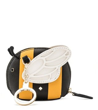 Kate Spade Multicolor Striped Coin Pouch