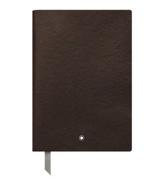 Montblanc Tobacco Lined Notebook 146