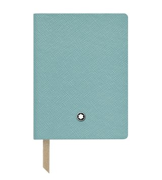 Montblanc Mint Lined Notebook 145