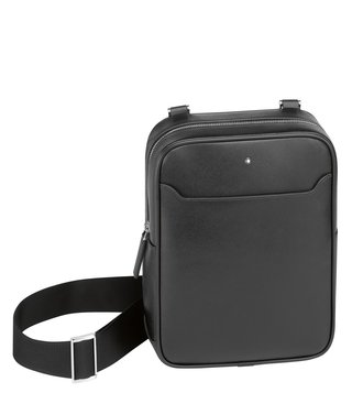 Montblanc Black Sartorial North South Bag