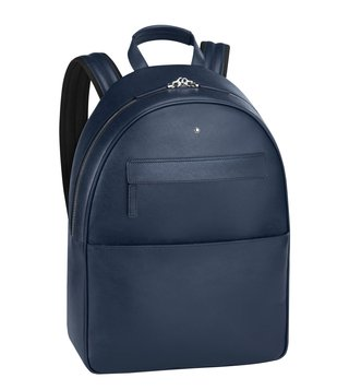 Montblanc Indigo Sartorial Dome Large Backpack