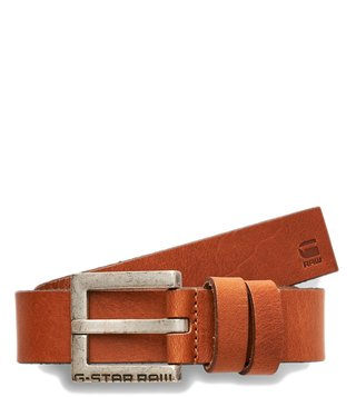 G-Star RAW Dark Cognac Duko Waist Belt