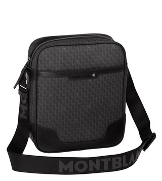 Montblanc Signature Black North South Bag