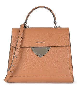 Coccinelle Cuir B14 Small Leather Satchel