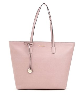 Coccinelle Pivoine Clementine Medium Leather Tote