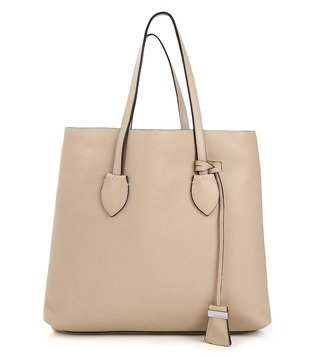 Coccinelle Beige Celene Large Leather Tote