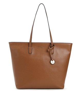 Coccinelle Cuir Clementine Medium Leather Tote
