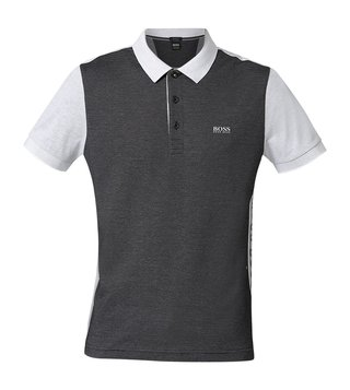 Hugo Boss Black Paddy 1 Athleisure Polo T-Shirt
