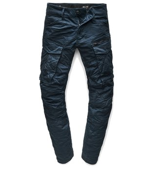 G-Star RAW Legion Blue Rovic Zip 3D Tapered Fit Cargo Pants