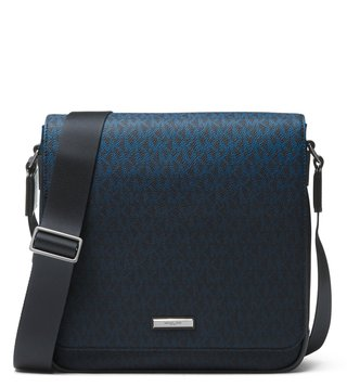 MICHAEL Michael Kors Atlantic Blue Jet Set Cross Body Bag