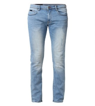 Armani Exchange Denim Indigo Urban Vibes Slim Jeans