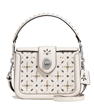 Coach Chalk Page Cross Body Bag