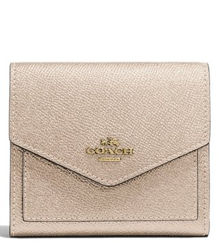 Coach Platinum Small Wallet