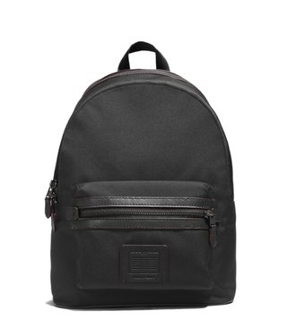 Coach Black Academy Backpack