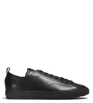 Coach Black C101 Low Top Sneakers
