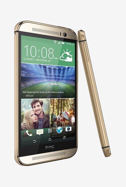 HTC One M8 Smartphone Gold