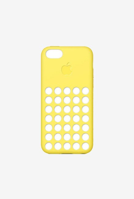 APPLE IPHONE 5C Mobile Case Yellow