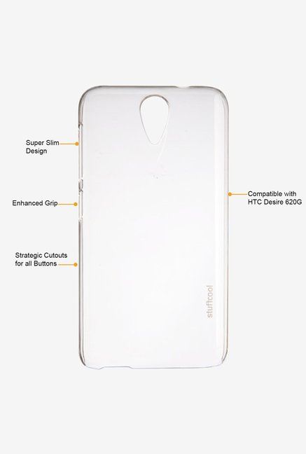 Stuffcool Clair CLHC620-CLR Mobile Case Clear