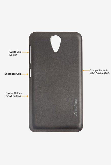 Stuffcool Element EMHC620-BLK Mobile Case Grey