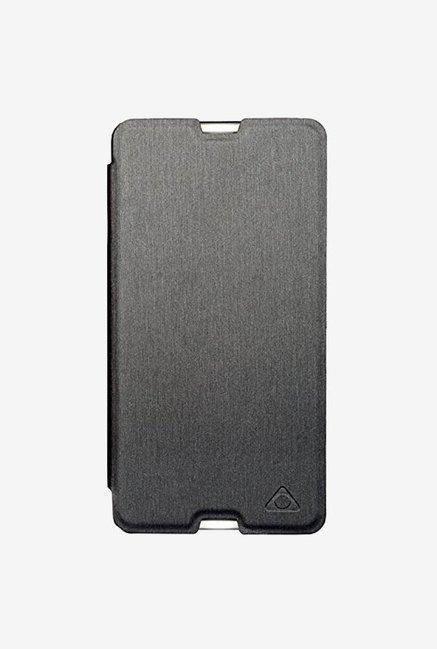 wholesale dealer 02ce2 7e025 Buy Stuffcool Lancer Flip Cover for Sony Xperia E3 (Black) online at ...