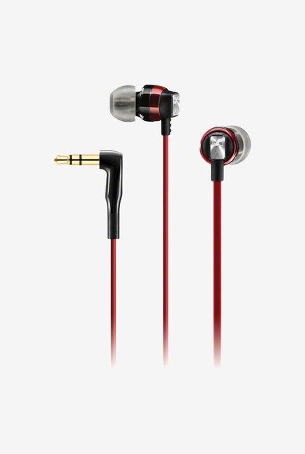 Sennheiser CX 300 Red In the Ear Headphone Red