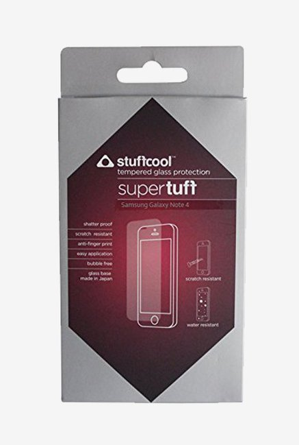 Stuffcool Note 5 Screen Protector Clear