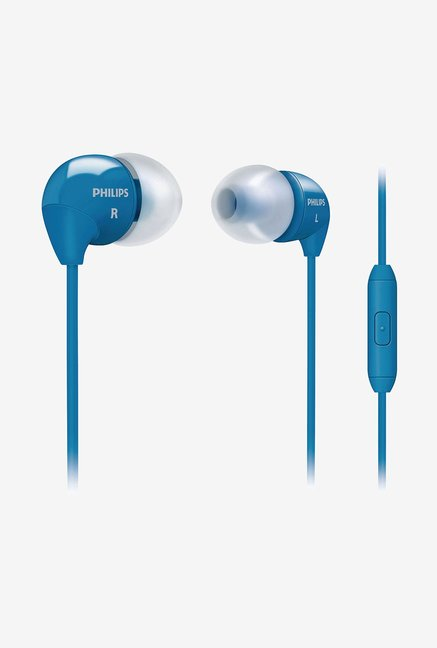 Philips SHE3515BL/00 In the Ear Headphone Blue