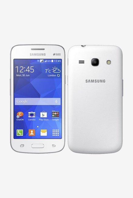 SAMSUNG Star Advance G350E Smart Phone White