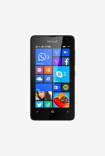 Microsoft Lumia 430 8 GB Black