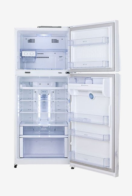 LG Double Door GL-M472GDWL 4 Star Refrigerator White