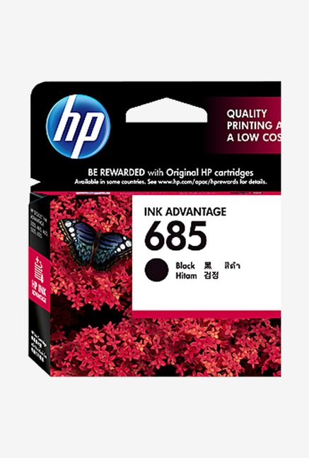 HP 685 CZ121AA Cartridge Black