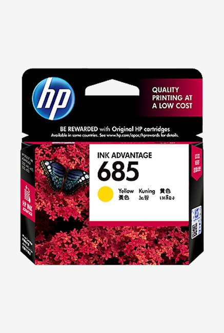 HP 685 CZ124AA Cartridge Yellow