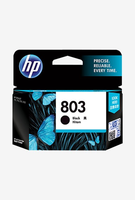 HP 803 F6V21AA Cartridge Black