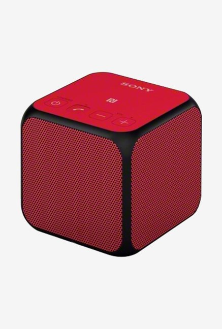 SONY SRS-X11/RC Bluetooth Speaker Red