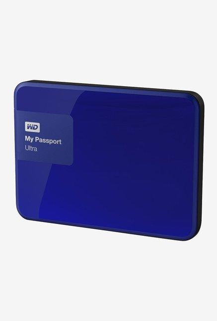 WD My Passport Ultra 1TB External Hard Disk (Blue)