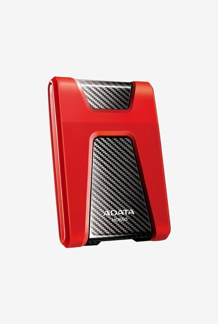 Adata HD650 Hard Disk Red