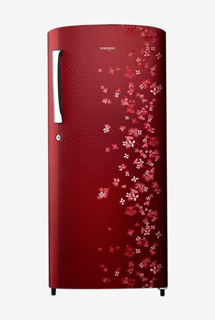 SAMSUNG Single Door RR19J2724RY Refrigerator Red
