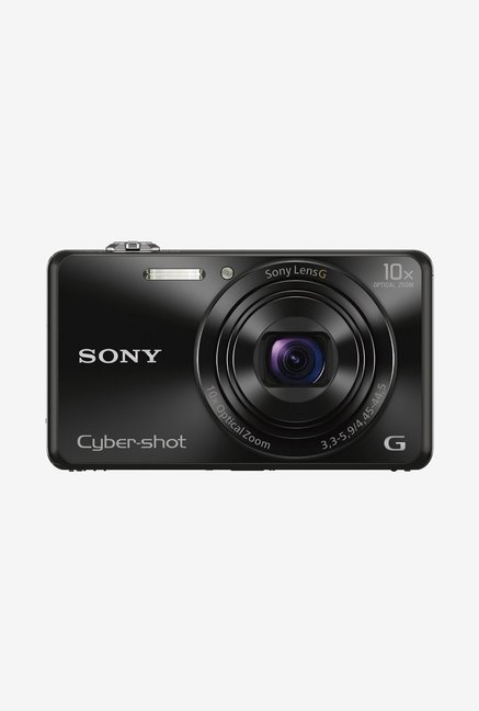 SONY Cyber-shot DSC-WX220/B 18 MP Camera Black
