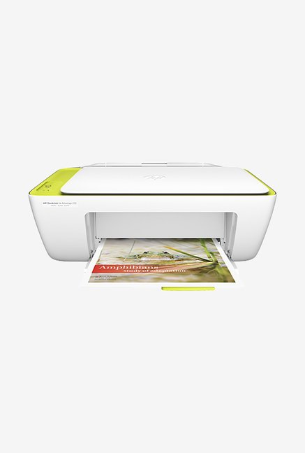 HP DeskJet Ink Advantage 2135 All in One Printer White