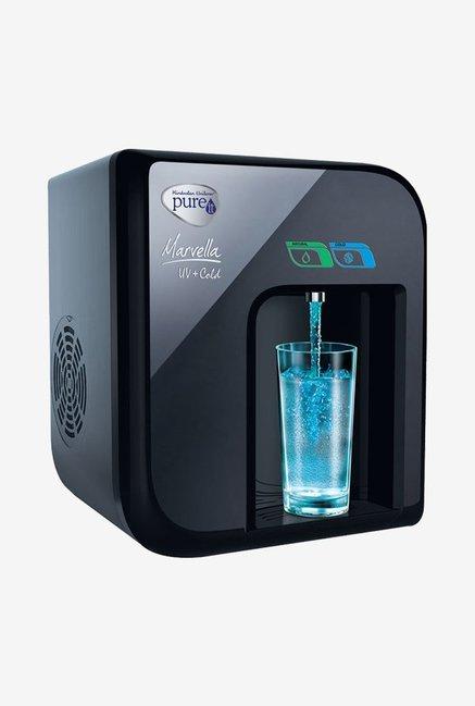 Pureit Marvella UV + Cold Water Purifier Black