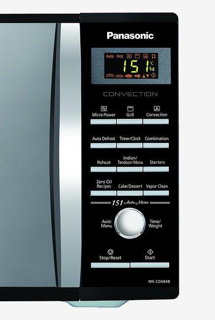Buy Panasonic Nn Cd684bfdg 27 L Convection Microwave Oven