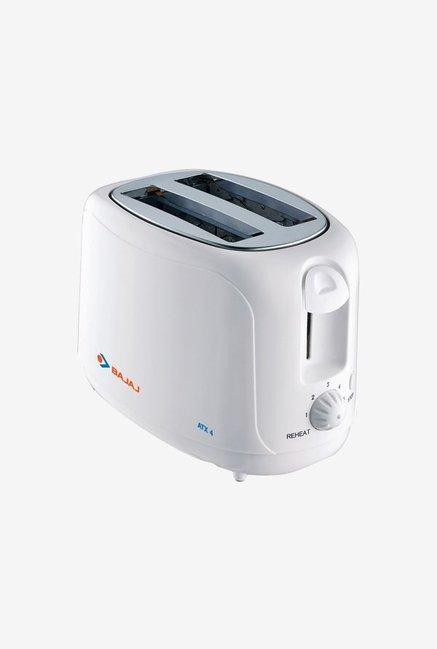 Bajaj ATX4 Toaster White