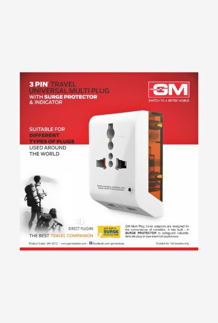 GM 3012 Adapter White