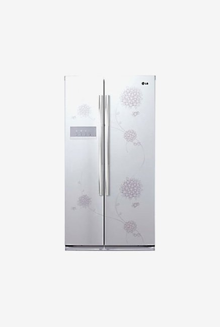 LG Side by Side GC-B207GPQV 3 Star Refrigerator White