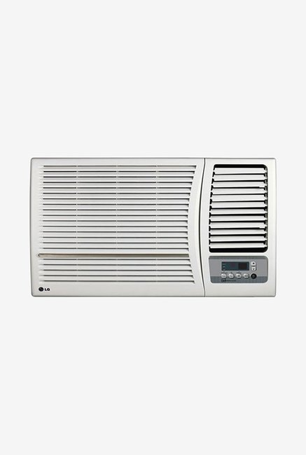 LG 1.5 Ton 3 Star Window AC (Aluminium Condensor, LWA5BP3A, White)